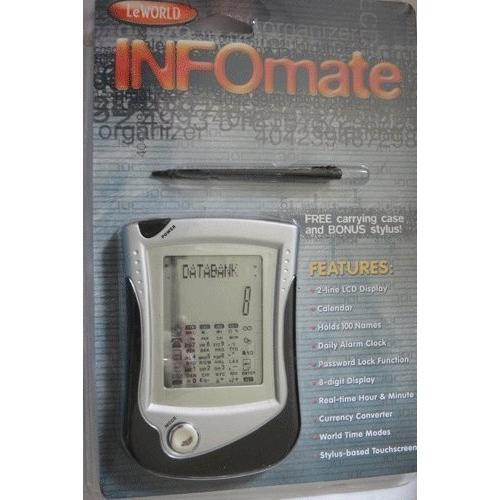 Infomate Databank