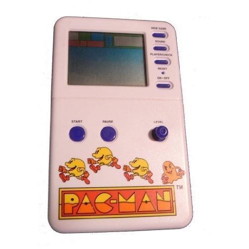 Vintage Pac Man Handheld LCD Game
