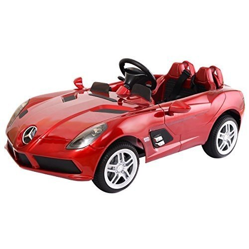 12V Style Mercedes Benz Z199 赤 Ride On Car Kids ATV Electric Powe赤 Wheels MP3 Remote RC