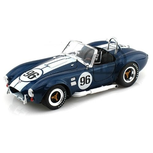 Shelby Collectibles 1965 Shelby Cobra 427 S/C #96 1/18 SC118 ミニカー ダイキャスト 自動車