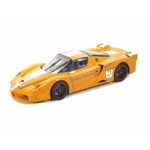 Hot Wheels (ホットウィール) Ferrari (フェラーリ) FXX #21 Elite Edition 1/18 HWL7114 ミニカー ダイキ