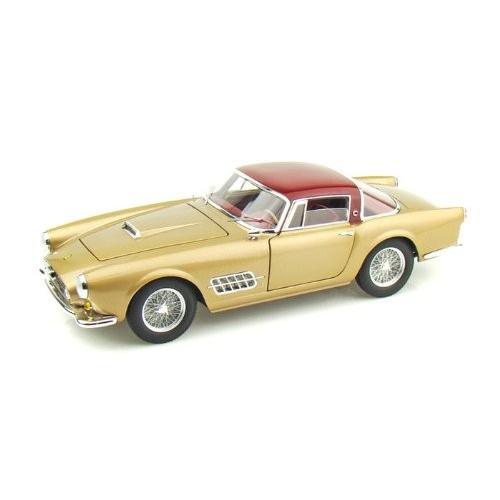 Hot Wheels (ホットウィール) Ferrari (フェラーリ) 410 Super America Elite Edition 1/18 ゴールド HWT6250
