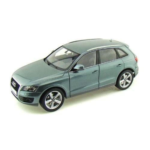 Kyosho (京商) Audi (アウディ) Q5 1/18 グレー KY09241GR ミニカー ダイキャスト 自動車
