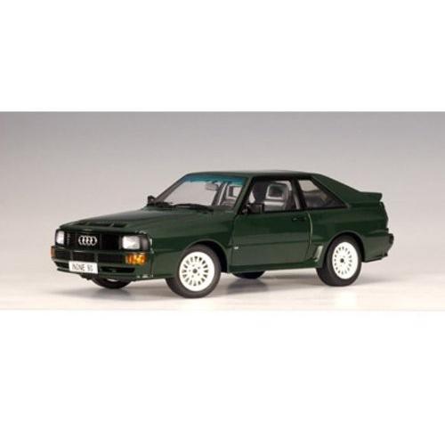 AUTOart 1984 Audi (アウディ) Sport Quattro 1/18 Malachit 緑 AA70311 ミニカー ダイキャスト 自動車