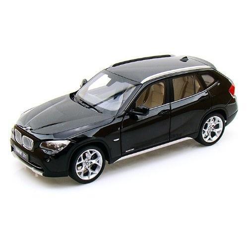 Kyosho (京商) BMW X1 xDrive 28i (E84) 1/18 黒 KY08791BK2 ミニカー ダイキャスト 自動車