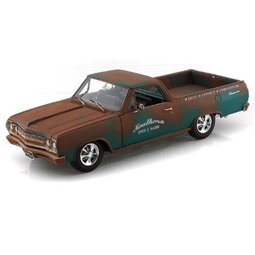 1965 Southern Speed and marine Chevy (シボレー) El Camino 1/18 GMA1805401 ミニカー ダイキャスト 自
