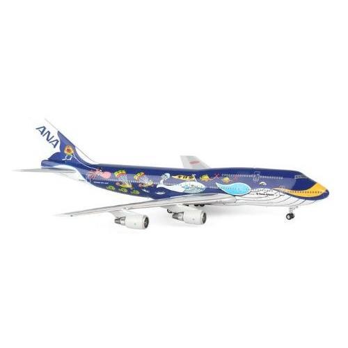全日空 ANA JA8963 マリンジャンボ B747-400D 1/400 Phoenix
