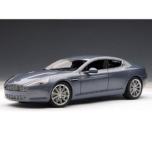 Aston Martin (アストンマーチン) Rapide 1/18 Concours 青 AA70218 ミニカー ダイキャスト 自動車
