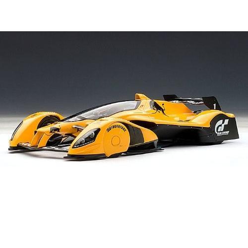 赤 Bull X2010 Gran Turismo 1/18 オレンジ AA18106 ミニカー ダイキャスト 自動車
