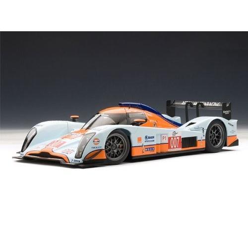 AUTOart Lola Aston Martin (アストンマーチン) LMP1 2009 #007 1/18 AA80906 ミニカー ダイキャスト 自動