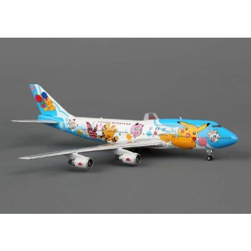 全日空 ANA JA8964 ポケモンジェット 1999 B747-400D 1/400 Phoenix
