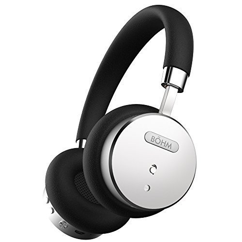 BOHM Wireless 青tooth Headphones with Active Noise Cancelling Headphones Technology - Features En