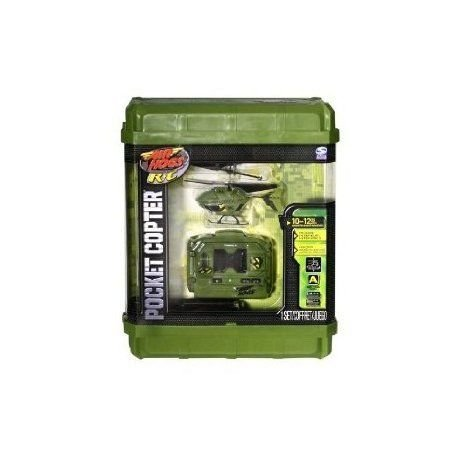 Air Hogs RDC Poket Copter Military Remote Control 自動車 車 おもちゃ