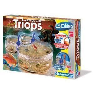 GALILEO Triops Deluxe Maxi 8 years (69883.7) フィギュア おもちゃ 人形
