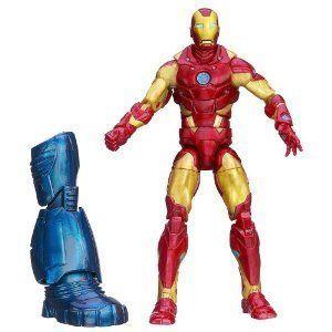 Marvel (マーブル) Legends Heroic Age Iron Man (アイアンマン) フィギュア 人形 6 インチ フィギュア