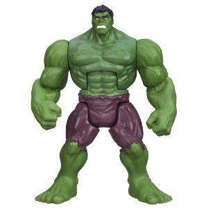 Marvel (マーブル) Mighty Battlers Gamma Slam Hulk フィギュア 人形 フィギュア おもちゃ 人形