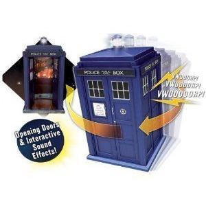 Doctor Who (ドクター・フー) Flight Control Tardis 自動車 車 フィギュア おもちゃ 人形