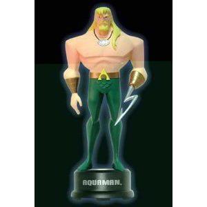 DC Direct Aquaman Mini Maquette フィギュア おもちゃ 人形