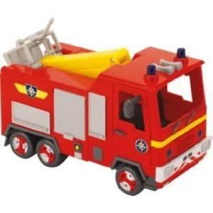 Character Options Fireman Sam Fire Engine With Hose & Extendable Ladder フィギュア おもちゃ 人形
