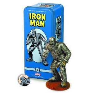 Dark Horse Deluxe Classic Marvel (マーブル) Characters Statue #3: Iron Man (アイアンマン) フィギュ