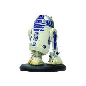First 4 フィギュア 人形 Star Wars (スターウォーズ) Elite Collection: R2-D2 Statue, 1:10 Scale フィ