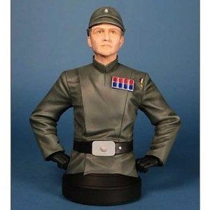 Gentle Giant Studios Star Wars (スターウォーズ) : General Veers Mini-Bust フィギュア おもちゃ 人形