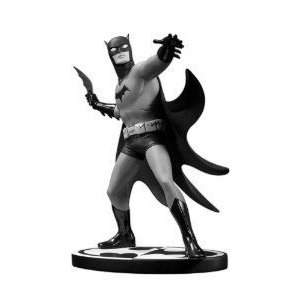 DC Collectibles Batman (バットマン) Statue by Michael All赤, 黒 and 白い フィギュア おもちゃ