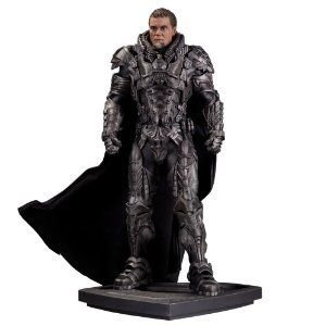 DC Collectibles Man of Steel Zod Iconic Statue, Scale 1/6 フィギュア おもちゃ 人形