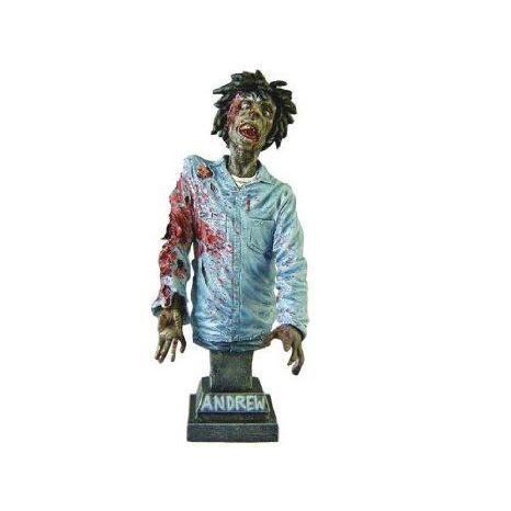 CS Moore Studio - The Walking Dead Bust 1/9 Andrew 11 cm フィギュア おもちゃ 人形