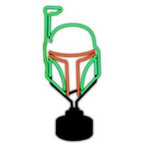 Diamond Select Toys (ダイヤモンドセレクトトイ) Star Wars (スターウォーズ) : Boba Fett Neon Sign フ