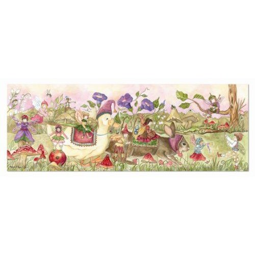 Melissa & Doug Fairy Parade Floor Puzzle (48-Piece)