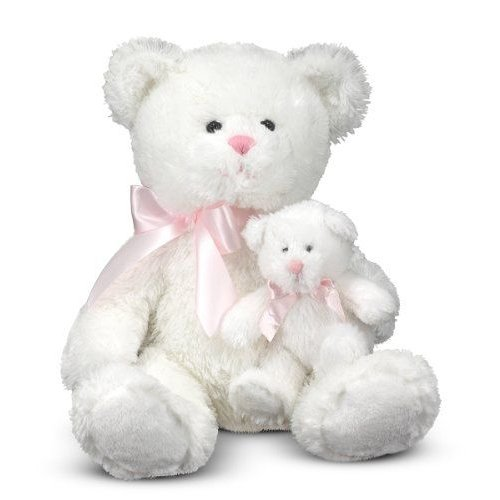 Melissa & Doug Marsh & Mallow- Mother And Baby Bear