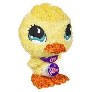 Littlest Pet Shop VIP Pets - Duck ぬいぐるみ 人形