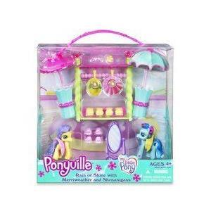 My Little Pony: Ponyville Rain or Shine Pack ぬいぐるみ 人形