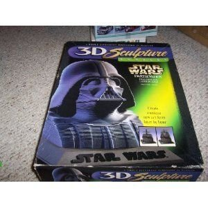 Star Wars Darth Vader 3D Sculpture Puzzle