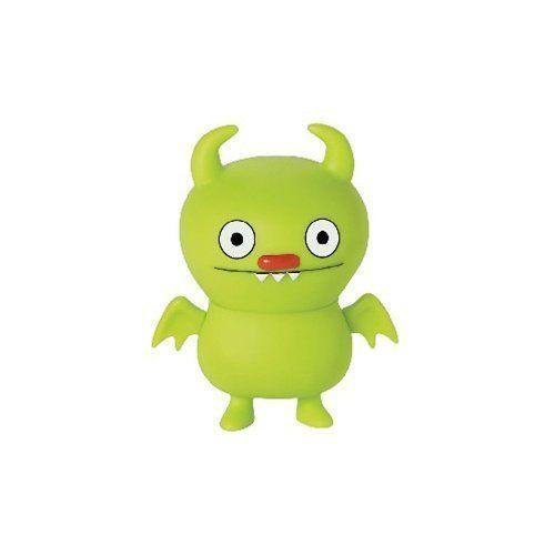 Uglydoll Series 3 Ninja Batty Shogun 緑 Action Figure フィギュア ダイキャスト 人形