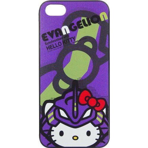 [Hello Kitty]* Rebuild of Evangelion EVA-dedicated iPhone5 Shell Jacket フィギュア ダイキャスト 人