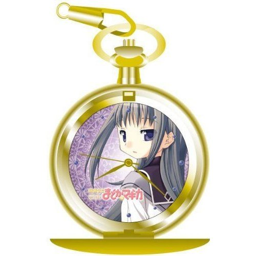 [Puella Magi Madoka Magica] Fob Watch [Homura Akemi] フィギュア 人形 おもちゃ
