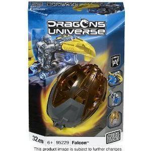 Mega Bloks (メガブロック) Falcon ブロック おもちゃ