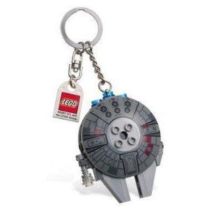 Millennium Falcon Bag Charm - LEGO (レゴ) Star Wars (スターウォーズ) (2 1/2