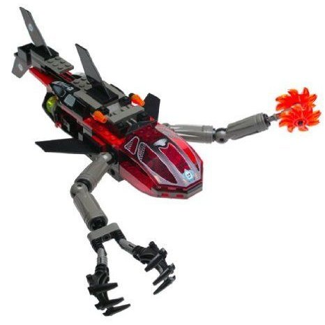 Lego (レゴ) Alpha Team, Mission Deep Sea, Ogel Shark Assault Sub, 111 ピース, 4793 ブロック おもち