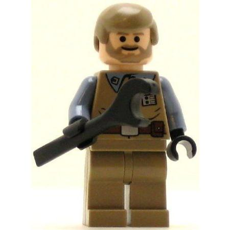 LEGO (レゴ) Star Wars (スターウォーズ) Minifig Crix Madine ブロック おもちゃ
