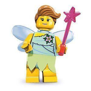 LEGO (レゴ) Minifigures Series 8 - Fairy ブロック おもちゃ