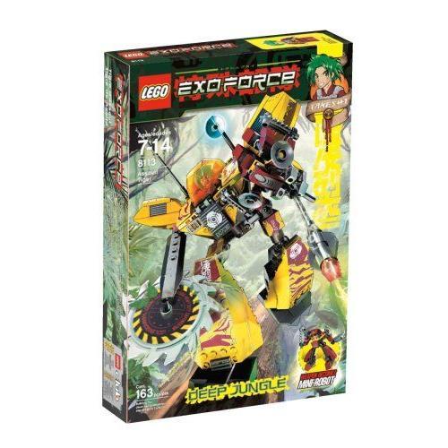 レゴ エクソフォース Lego 8113 Assault Tiger