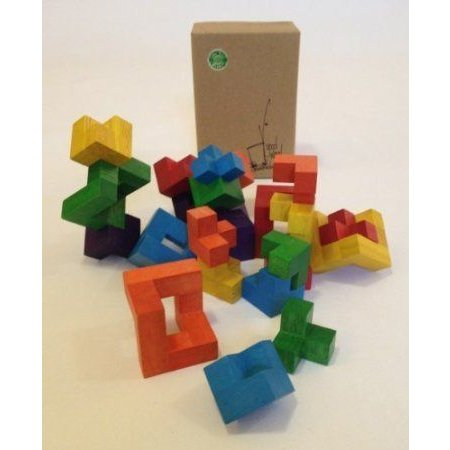 GoodWood Deconstruction Blocks, Mulch Heap ブロック おもちゃ