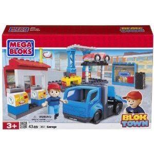 Megabloks Garage ブロック おもちゃ