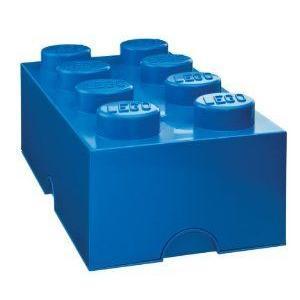 Lego (レゴ) Storage Brick 8 - 青 ブロック おもちゃ