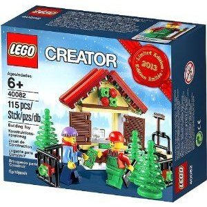 Lego (レゴ) Creator Tree Stand 2013 限定品 Holiday Set 40082 ブロック おもちゃ