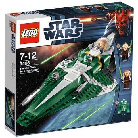 LEGO (レゴ) Star Wars (スターウォーズ) Saesee Tiin's Jedi (ジェダイ) Starfighter ブロック おもちゃ