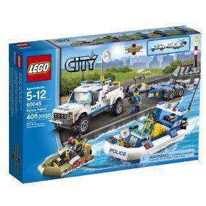 LEGO (レゴ) City Police 60045 Police Patrol ブロック おもちゃ